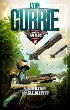 Okładka książki - Hayden War: Narodziny Walkirii. Tom 2