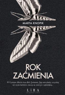 Okładka książki - Rok Zaćmienia
