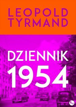Okładka książki - Dziennik 1954