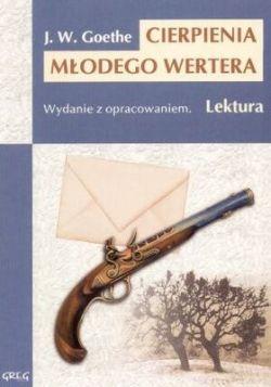 Okładka książki - Cierpienia młodego Wertera