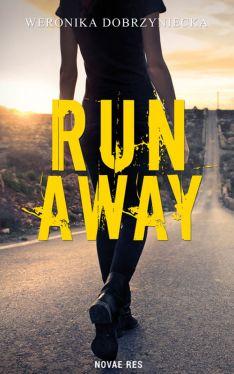 Okładka książki - Run Away