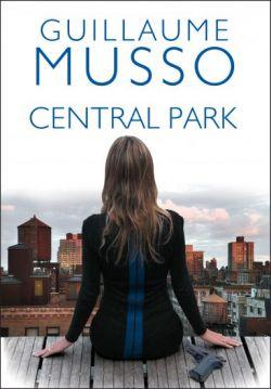 Okładka książki - Central Park