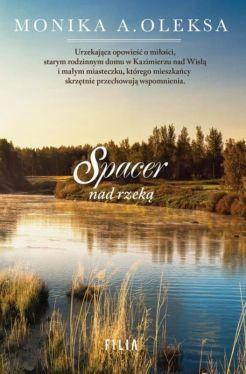 Okładka książki - Spacer nad rzeką