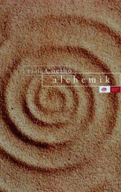 Okładka książki - Alchemik