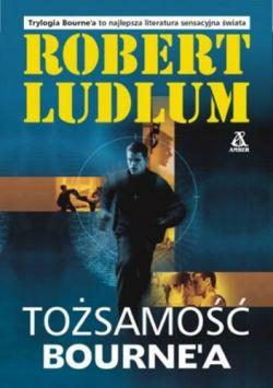 Okładka książki - Tożsamość Bourne'a