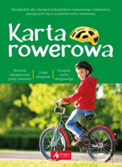 Okładka książki - Karta rowerowa