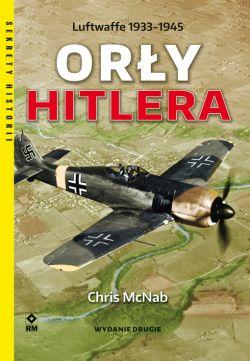 Okładka książki - Orły Hitlera