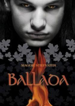 Okładka książki - Ballada