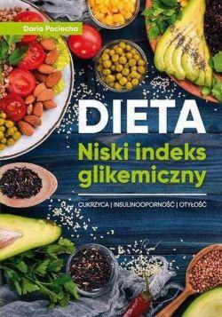 Okładka książki - Dieta Niski indeks glikemiczny