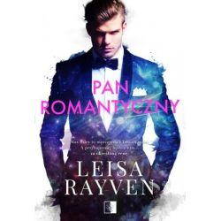 Okładka książki - Pan Romantyczny