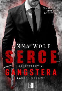 Okładka książki - Serce gangstera