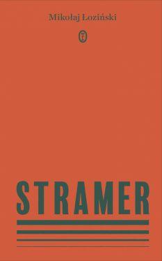 Okładka książki - Stramer
