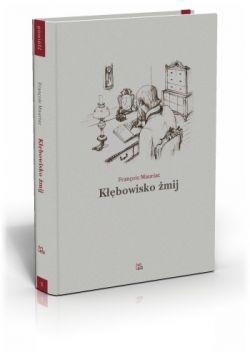 Okładka książki - Kłębowisko żmij