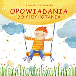 Okładka książki - Opowiadania do chichotania