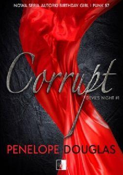 Okładka książki - Corrupt