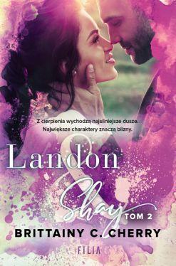 Okładka książki - Landon & Shay. Tom 2