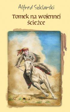 Okładka książki - Tomek na wojennej ścieżce