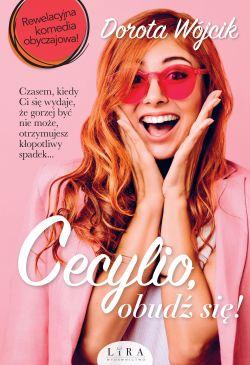 Okładka książki - Cecylio, obudź się!