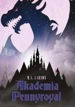 Okładka książki - Akademia Pennyroyal