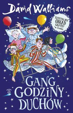 Okładka książki - Gang Godziny Duchów