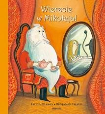Okładka książki - Wierzcie w Mikołaja!