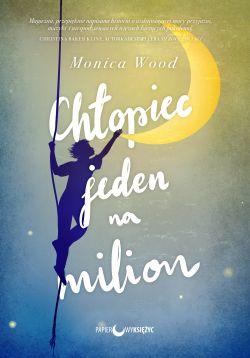 Okładka książki - Chłopiec jeden na milion