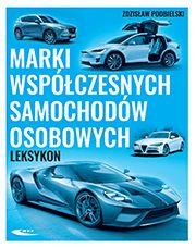 Okładka książki - Marki współczesnych samochodów osobowych. Leksykon