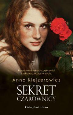 Okładka książki - Sekret czarownicy