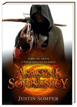 Okładka książki - Asasyni i sojusznicy