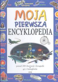 Okładka książki - Moja pierwsza encyklopedia