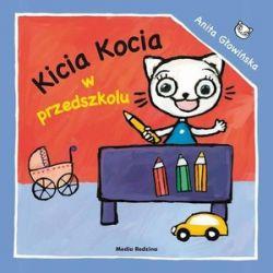 Okładka książki - Kicia Kocia w przedszkolu