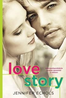 Okładka książki - Love story