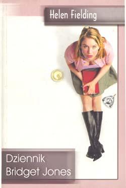 Okładka książki - Dziennik Bridget Jones