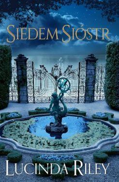 Okładka książki - Siedem sióstr