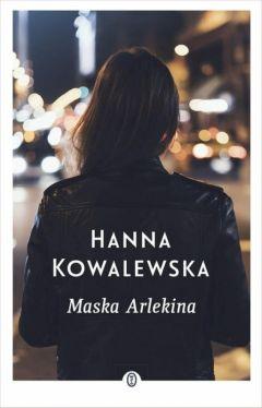Okładka książki - Maska Arlekina