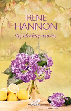 Okładka książki - Tej idealnej wiosny