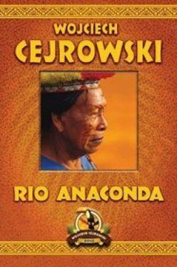 Okładka książki - Rio Anaconda