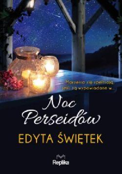 Okładka książki - Noc perseidów