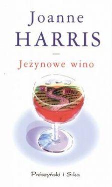 Okładka książki - Jeżynowe wino