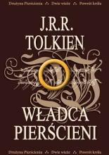 Okładka książki - Władca Pierścieni. Wydanie jednotomowe