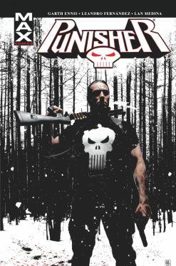 Okładka książki - Punisher Max, tom 4