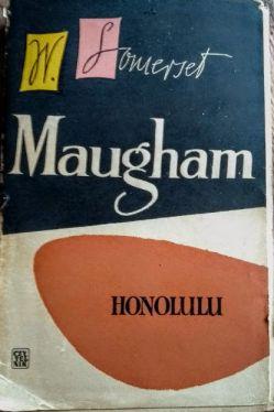 Okładka książki - Honolulu