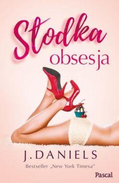 Okładka książki - Słodka obsesja