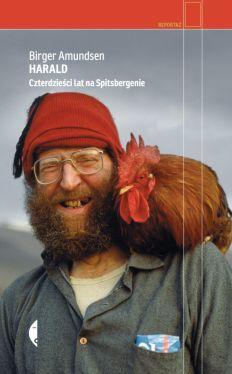 Okładka książki - Harald. Czterdzieści lat na Spitsbergenie