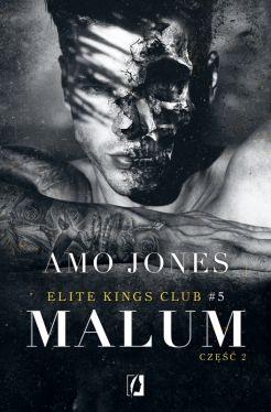 Okładka książki -  Malum, część 2