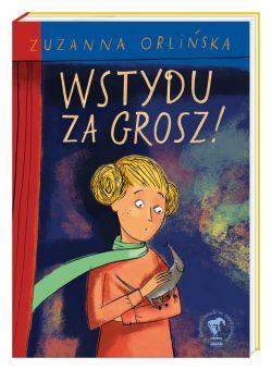 Okładka książki - Wstydu za grosz!