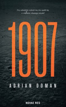 Okładka książki - 1907