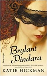 Okładka książki - Brylant Pindara