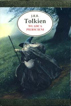 Okładka książki - Władca Pierścieni