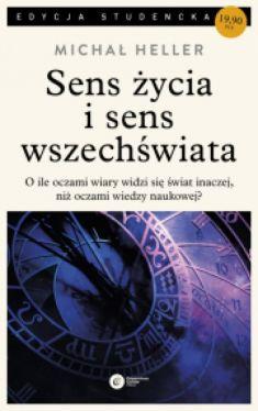 Okładka książki - Sens życia i sens wszechświata